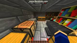 Minecraft Vault Design