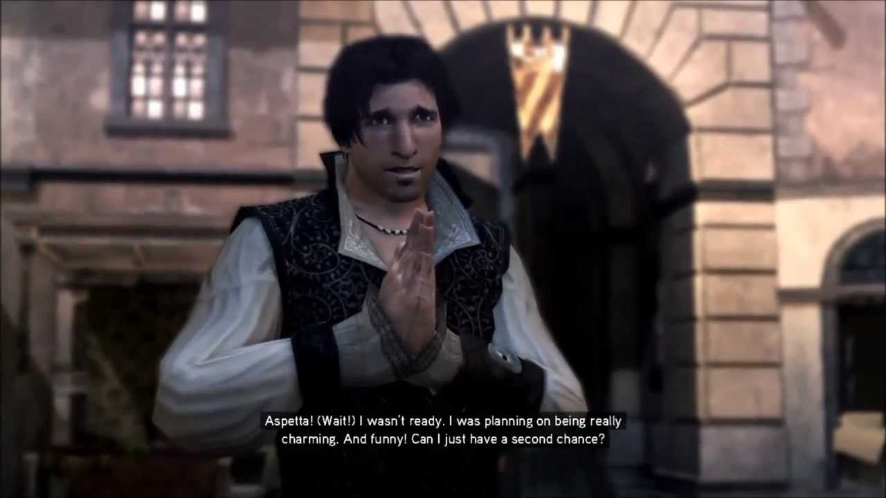 Assassin S Creed Ii Ezio Auditore When I Was A Young Man Youtube