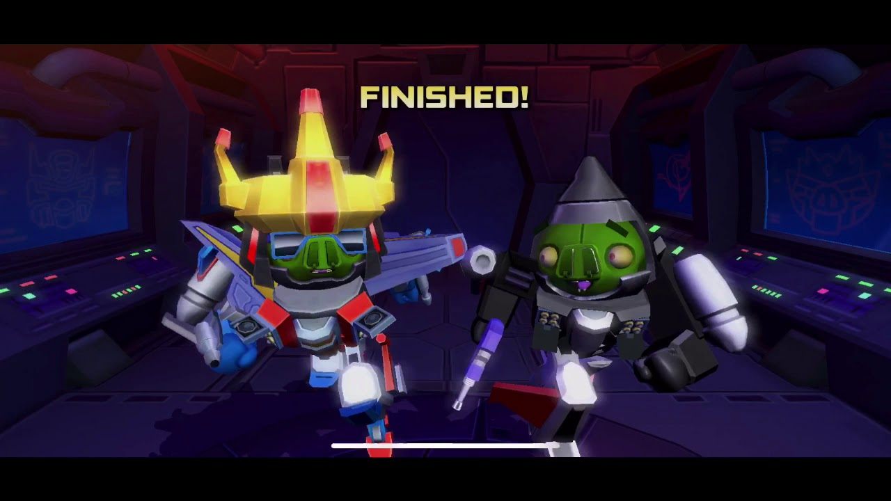 Angry Birds Transformers Introducing the Coneheads