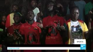 AFCON 2015 - Ghana fans devastated as history repeats itself