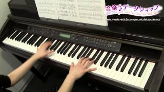 ピアノ協奏曲第1番変ロ短調 Op.23 第1楽章  上級