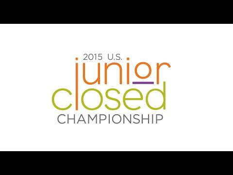 2015 U.S. Junior Closed Championship: Round 8 - 2015.7.14
