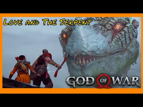 God of War - Chapter 2 Path to the  Mountain ending