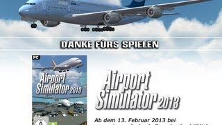 Lets Check Airport Simulator 2013 Demo, #002