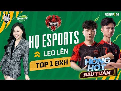HQ eSports giành top 1, BTS đạt 4 lần Booyah! trong một ngày thi đấu | HÓNG HỚT ĐẦU TUẦN #33