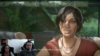 Uncharted: The Lost Legacy #02 - Homecoming