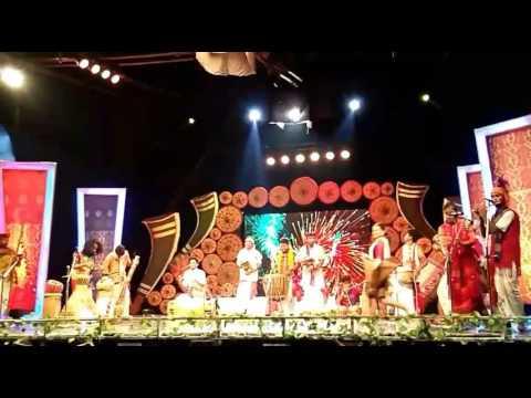 Tepuriya thespian at Dy Bihurani Grand finale
