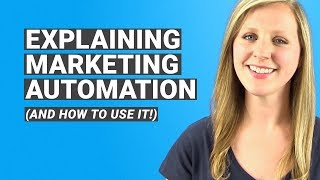 Explaining GetResponse Marketing Automation