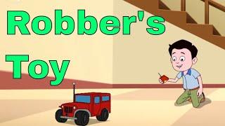 Räuber Spielzeug - Epi - 14 - Chimpoo Simpoo - Funny Hindi-Zeichentrick-Serie - Zee Kinder