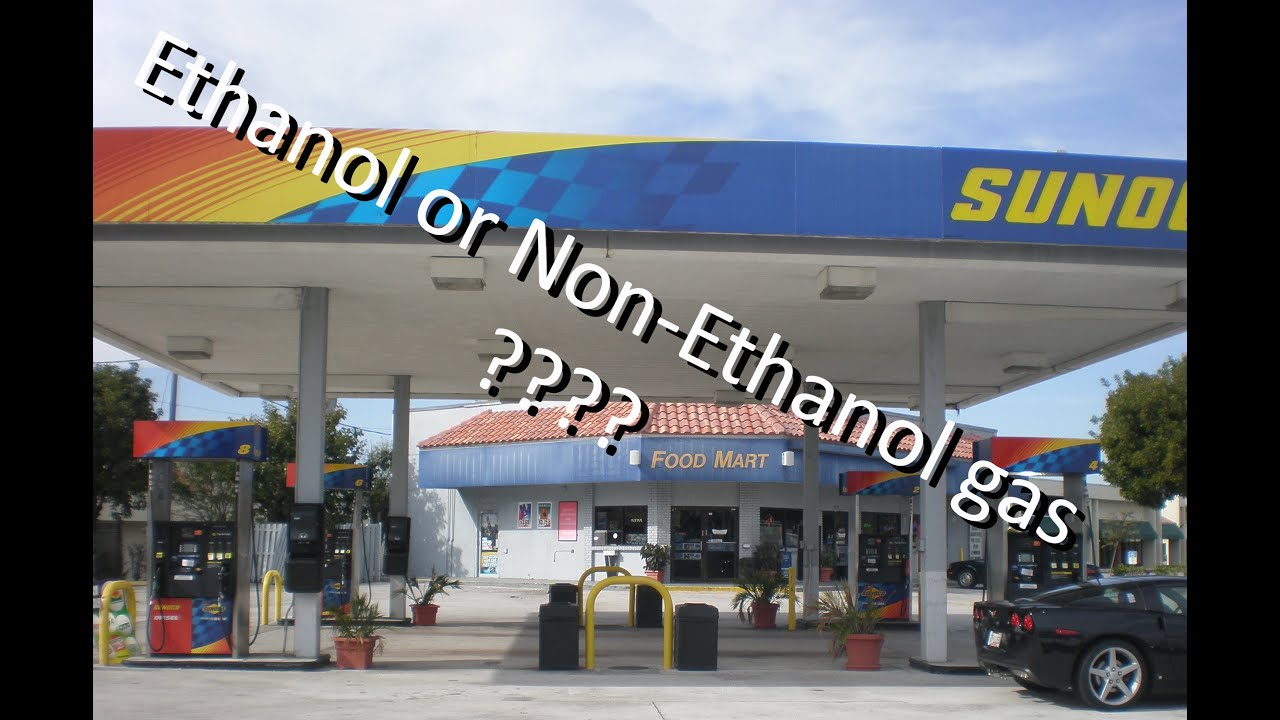 Non Ethanol Gas Stations >> Non Ethanol Gas In Bikes Youtube