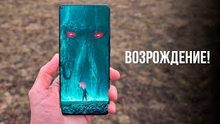 Смартфон LG Velvet - НОВАЯ НАДЕЖДА LG!!! Первый взгляд и тизер.
