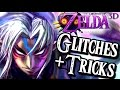 Majora's Mask 3D GLITCHES - Fierce Deity Link Anywhere, Enter Temples Early & More (3DS)