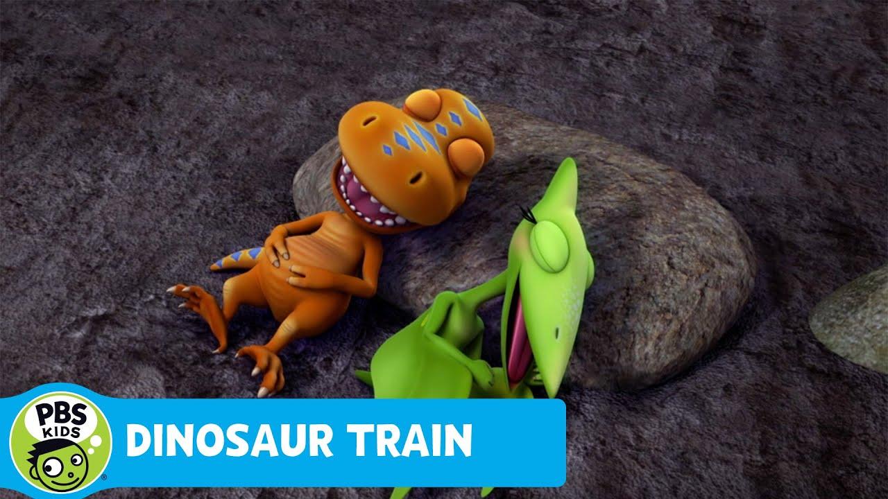 DINOSAUR TRAIN | Conductor Sleepover Song | PBS KIDS - YouTube