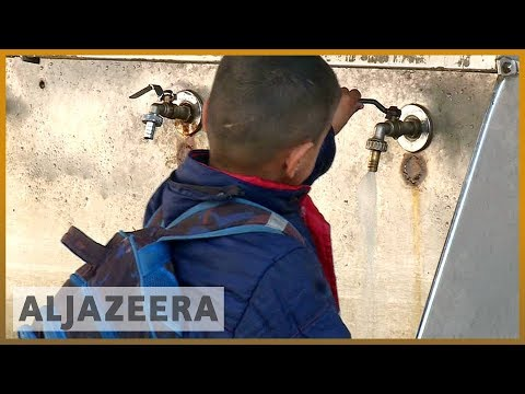 🇵🇸 Israel's Gaza blockade blamed for water crisis | Al Jazeera English
