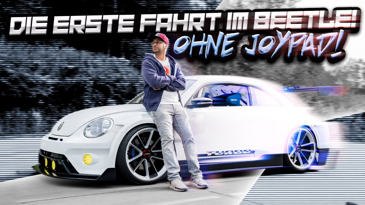 JP Performance - Die erste Fahrt im Beetle GT | DAS ROLLOUT