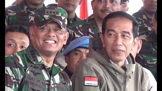 Kabar Kerja - Mei 2017 - Latihan Pasukan TNI di Natuna