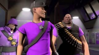 Repeat youtube video Meet the Purple Spy! [TF2]