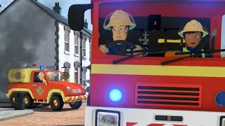 Fireman Sam full Episodes | Sam's Best Rescues with Jupiter - The Firefighter team 🚒🔥Kids Movies