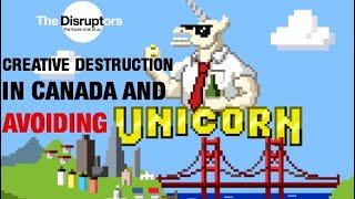 Matthew Leibowitz on Creative Destruction in Canada and Avoiding Unicorn Investing   Plaza Ventures