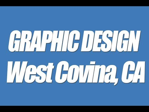 West Covina CA Graphic design professional local business web graphics Logos headers banners 91723 9