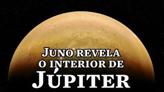 Juno começa a desvendar o que existe no interior de Júpiter