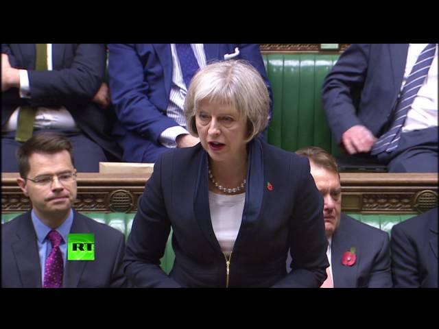 Investigatory Powers Bill: Theresa May calls it 'update'