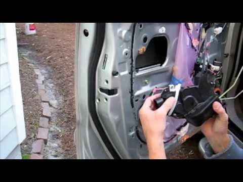 2005 Highlander Door Lock Repair Actuator and or 6