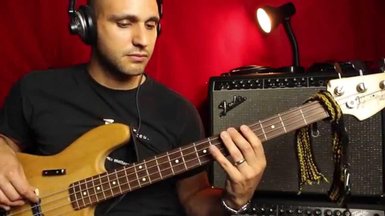 Three Little Birds - Bob Marley - QUALITY Sound Bass Cover - JJesusMusic