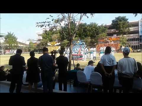 เพลง ต้นไม้ของพ่อ - วงโยธวาทิต โรงเรียนสามเสนวิทยาลัย พิธีเปิดกีฬาสี 9 ธันวาคม 2559