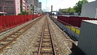 高雄鐵路地下化前地面路程景 鳳山南~新左營