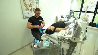 Leczenie tendinopatii ścięgna mięśnia nadgrzebieniowego przy użyciu Elektrolizy EPTE