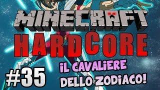 Minecraft Hardcore ITA Ep.35 - IL CAVALIERE DELLO ZODIACO w/amonrouge
