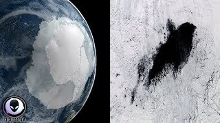 SOMETHING Opened A Massive Hole In Antarctica 10/14/17