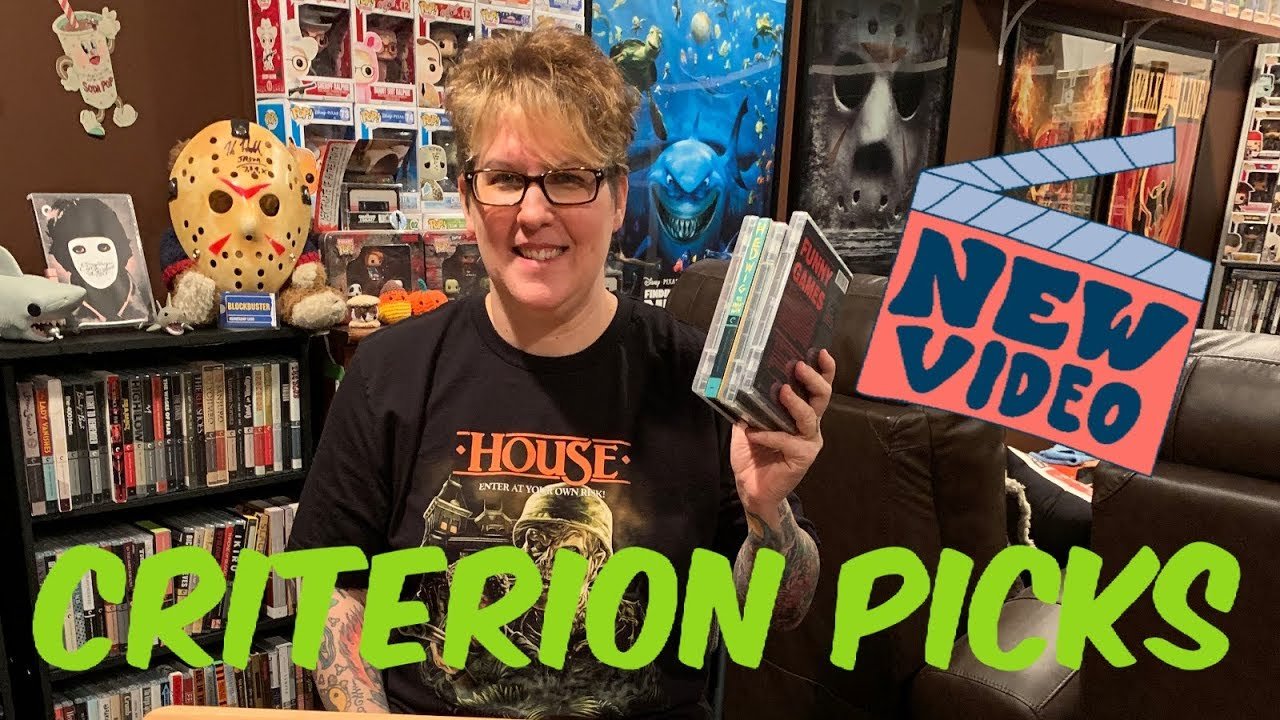 Criterion Collection…Blu-Ray Movie Reviews - YouTube