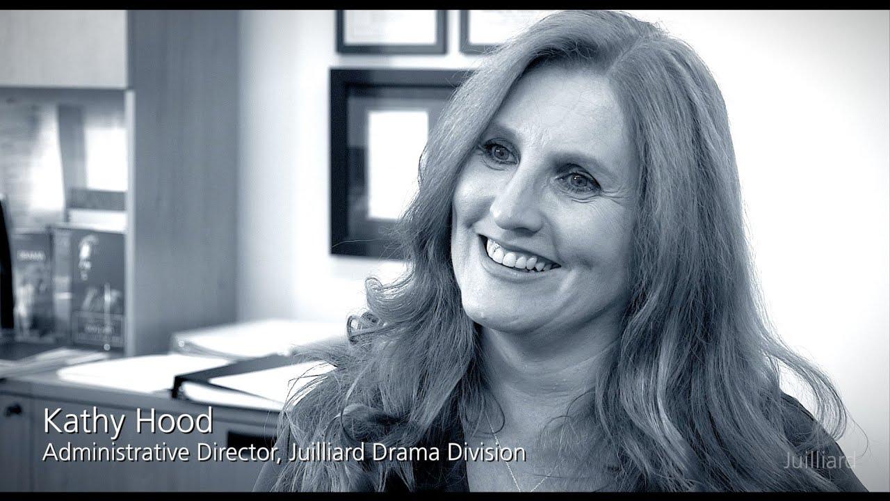 Juilliard Snapshot: Kathy Hood
