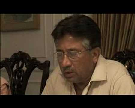 Dinner With The President - Musharraf on Democracy