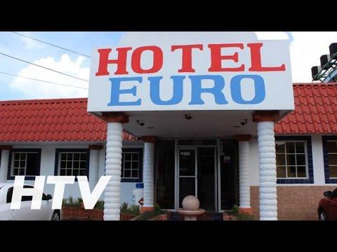 Hotel Euro en Managua, Nicaragua