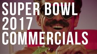 super bowl 2017 commercials buick cam newton miranda kerr papa john drones busch beer more
