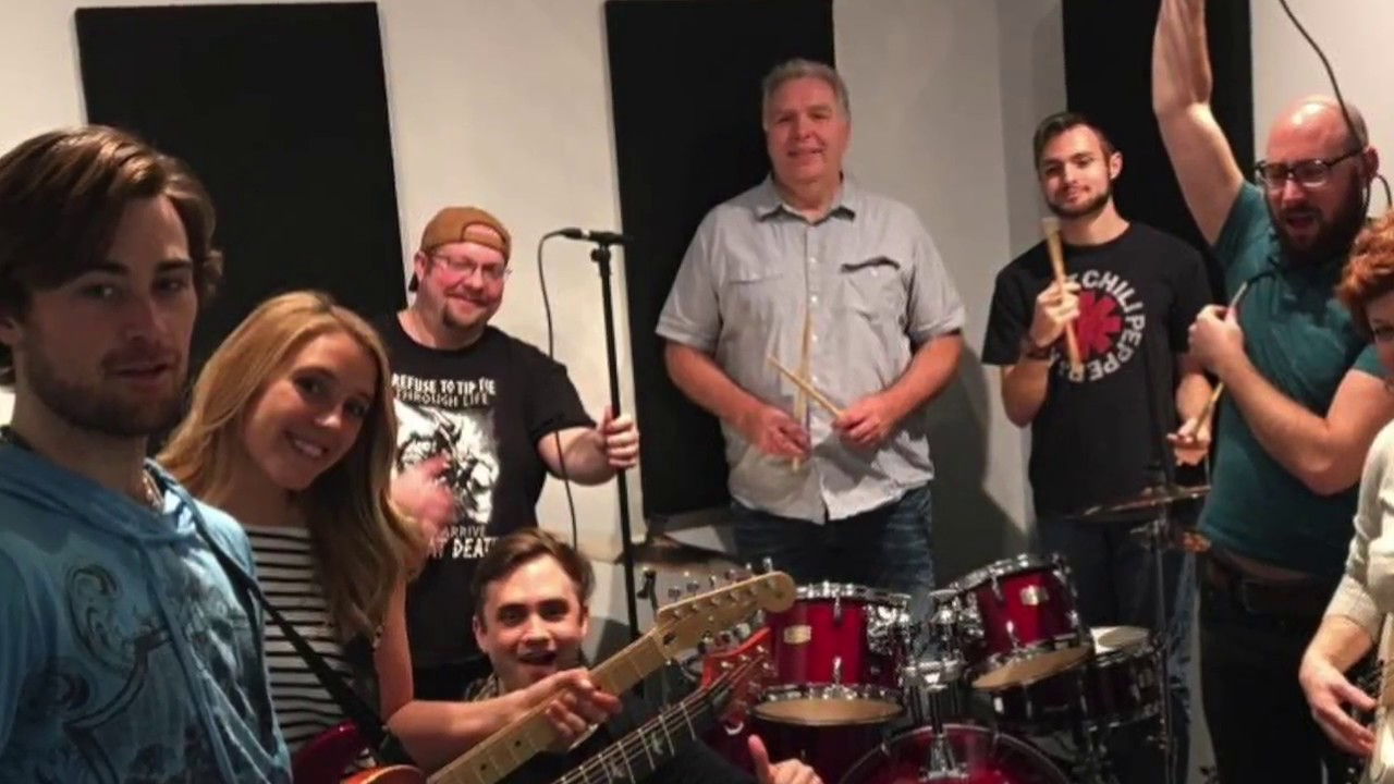 Bach To Rock Music School In Flower Mound Tx Welcomes You Youtube