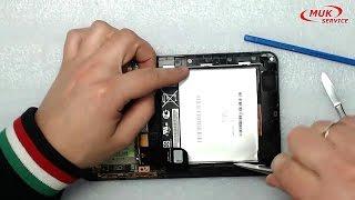 Смотреть видео сняли с гарантийного обслуживания планшет
