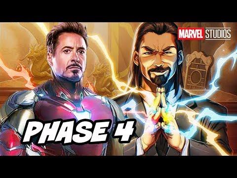 Iron Man Mandarin Scene - Marvel Avengers Shang Chi Easter Eggs Breakdown
