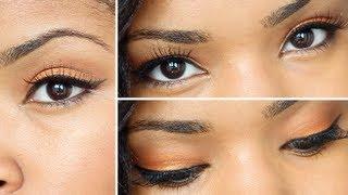 Orange Hues | Makeup