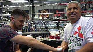 mikey garcia 135 vs ryan garcia 135 who you got? EsNews Boxing