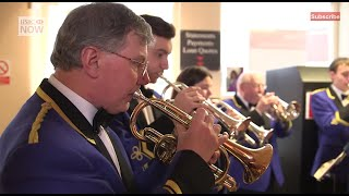 A British Brass Band: The Poulton-le-Fylde Band