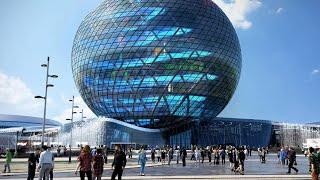 Музей - символ Казахстана открылся после перерыва