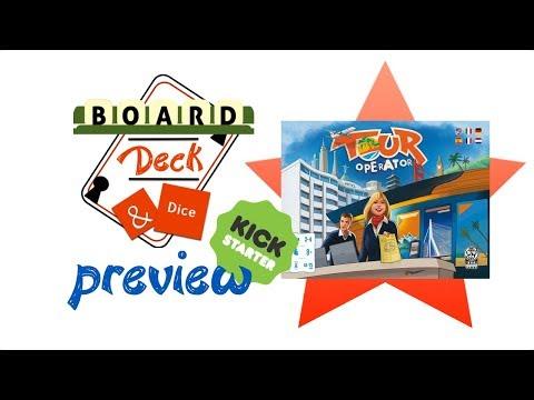 Tour Operator - Kickstarter Preview