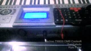 Video Sambalado Keyboard Techno T9800i OMB Sf2 Rizki Fajar download MP3, 3GP, MP4, WEBM, AVI, FLV Oktober 2017
