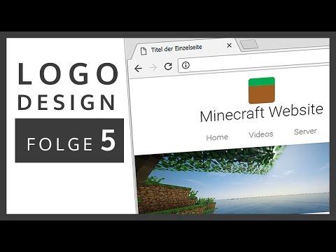 Minecraft Website Erstellen - 5/8 | HTML+CSS Für Anfänger | Deutsch