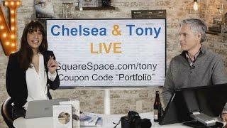 Landscape Photography - Tony & Chelsea LIVE