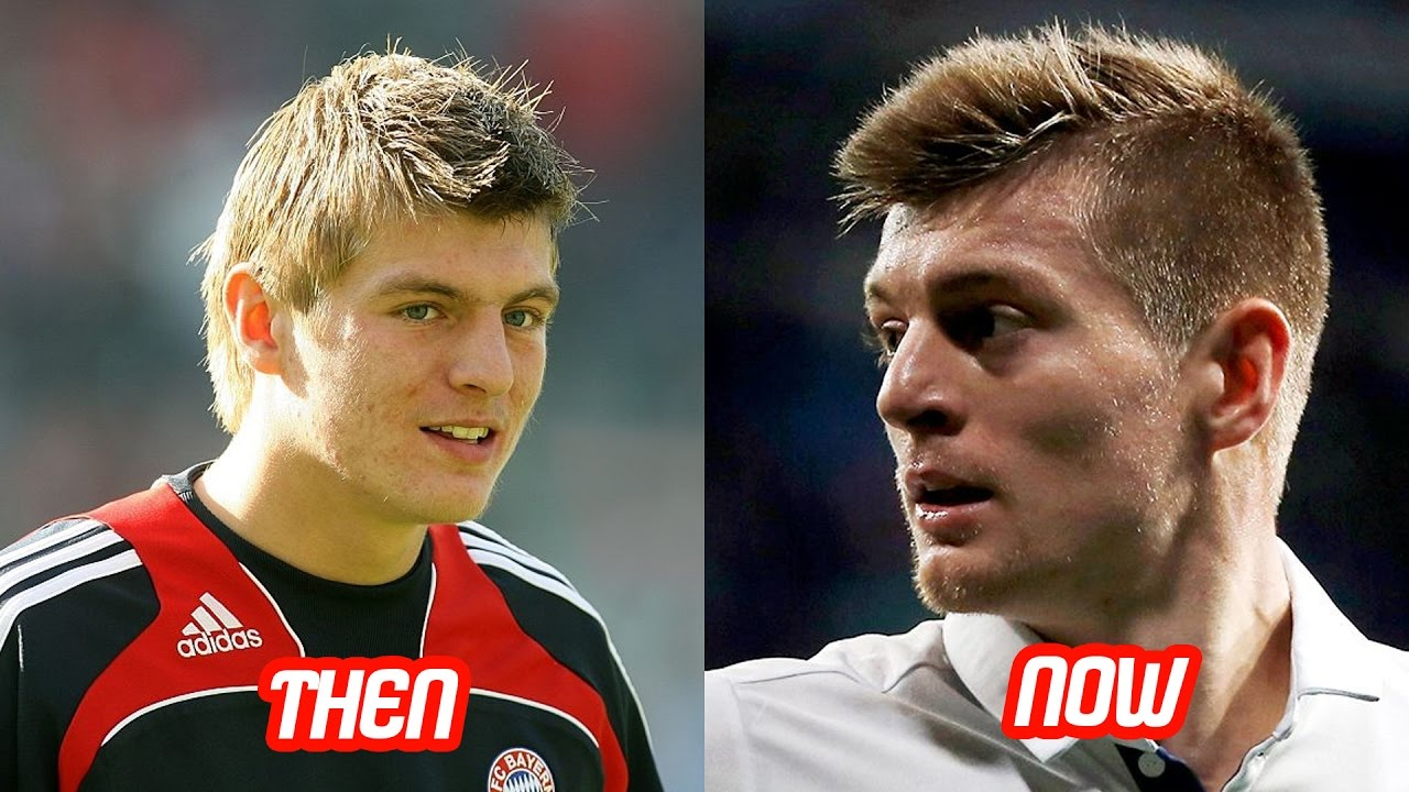 Latest Hair Styles For Boys In 2014 2: Toni Kroos Transformation Then And Now (Hairstyle & Body